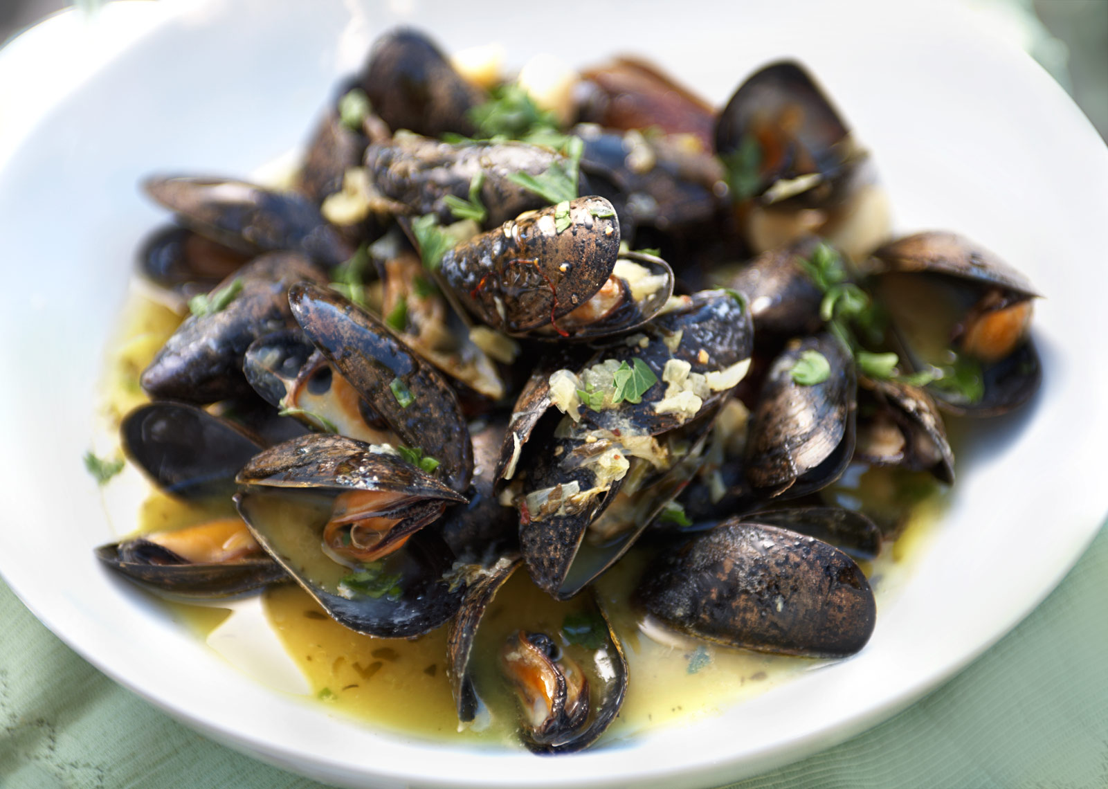 Mussels-with-saffron